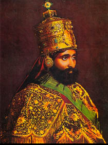 Rastafari elevated to Might and Power of the Trinity
